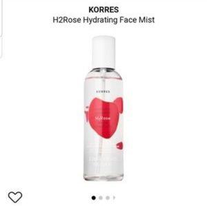 Korres  Hydrating Face Mist H2Rose